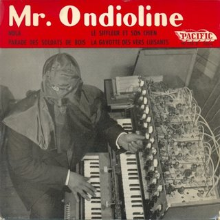 Jean Jacques Perrey - Mr. Ondioline