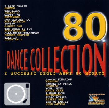 VA - 80 Dance Collection (1999)