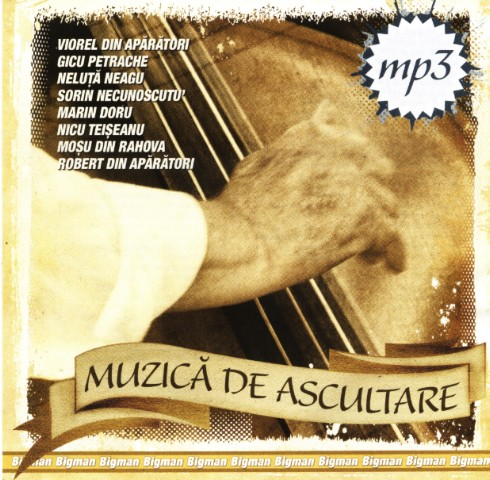 Muzica De Ascultare Mp3 2008 [Album Original]