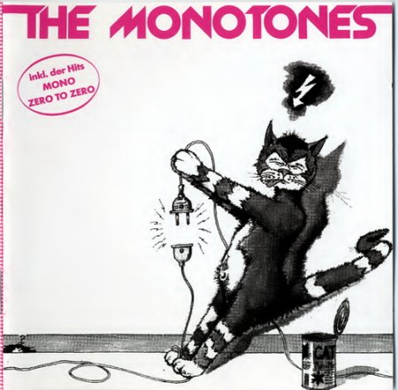 The Monotones - The Monotones (1980)