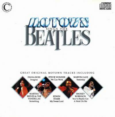 VA - Motown Sings The Beatles (1991)