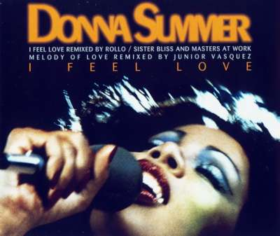 Donna Summer - I Feel Love (1995)