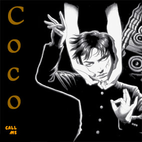 Coco - Call Me  ( Great song ) Italo Disco very rare