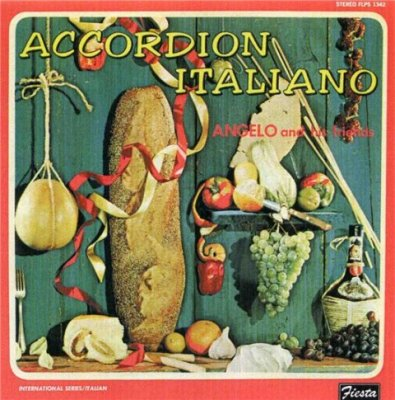 Angelo - Accordeon Italiano