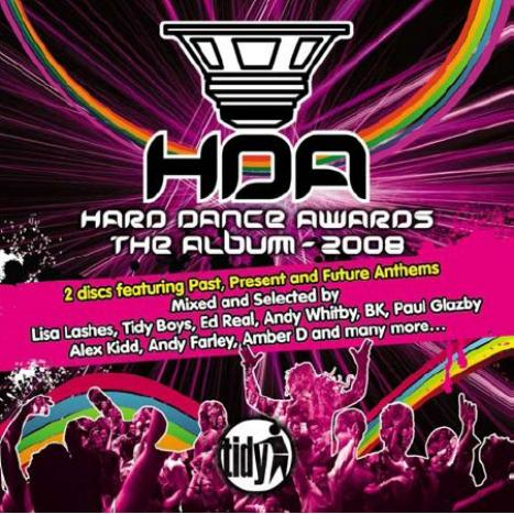 Hard Dance Awards The Album - 2008