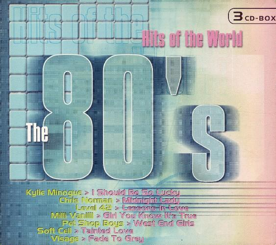 VA - The 80's - Hits Of The World