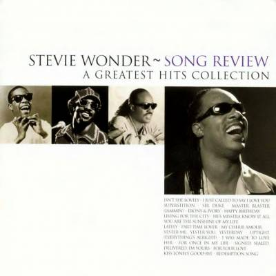 Stevie Wonder - Song Review - A Greatest Hits Collection (1996)