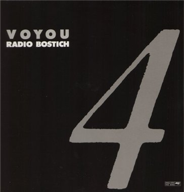 Voyou - 1988 - Radio Bostich (12''Single)