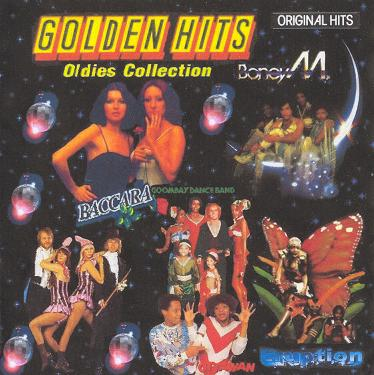 OLDIES GOLDEN HITS -  Vol. 4