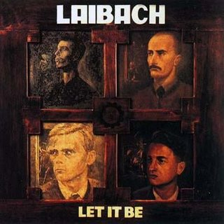 LAIBACH - LET IT BE. 1988. MUTE RECORDS.