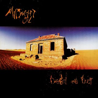 MIDNIGHT OIL - DIESEL AND DUST. 1987. CBS.
