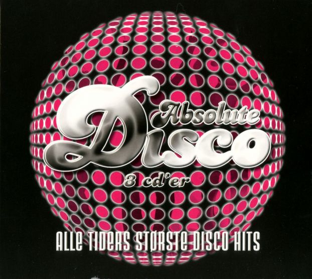 Various - Absolute Disco - Alle Tiders Stoerste Disco Hits (2007)