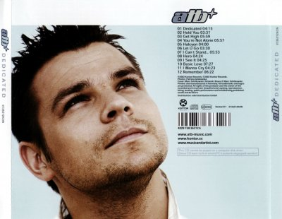 ATB - Dedicated (Special Edition Bonus CD) (CD2) (2002)