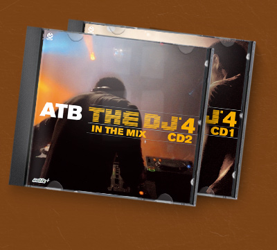 ATB - The DJ 4 in the Mix - 2CD (2007)