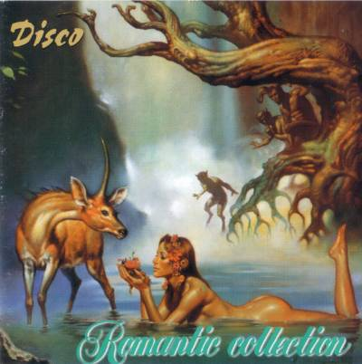 VA - Romantic Collection Disco [2CD ] (2001)