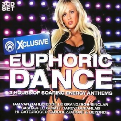 VA - Xclusive Euphoric Dance - 3CD (2008)