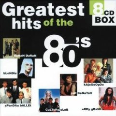 VA- Greatest Hits Of The 80's (8 CD Box)