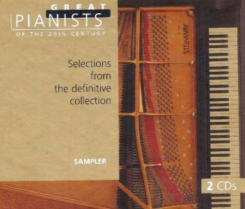 Great Pianists of the 20th Century: Sampler