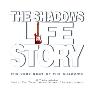 The Shadows - Life Story( Best Of) 2cd