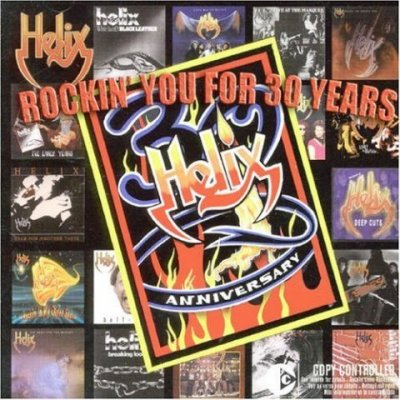 Helix - Rockin You For 30 Years 2004