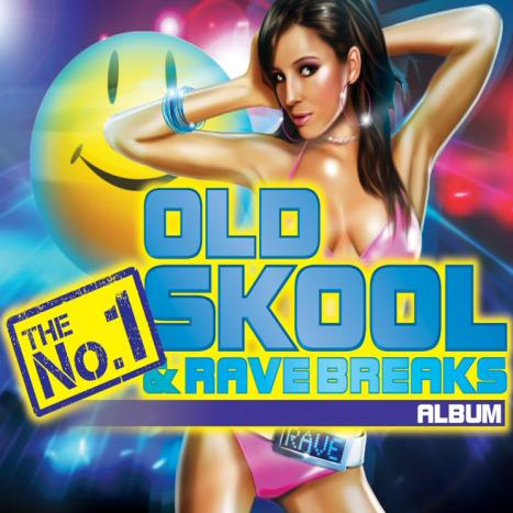 The No.1 Old Skool and Rave Breaks [4CD] 2008