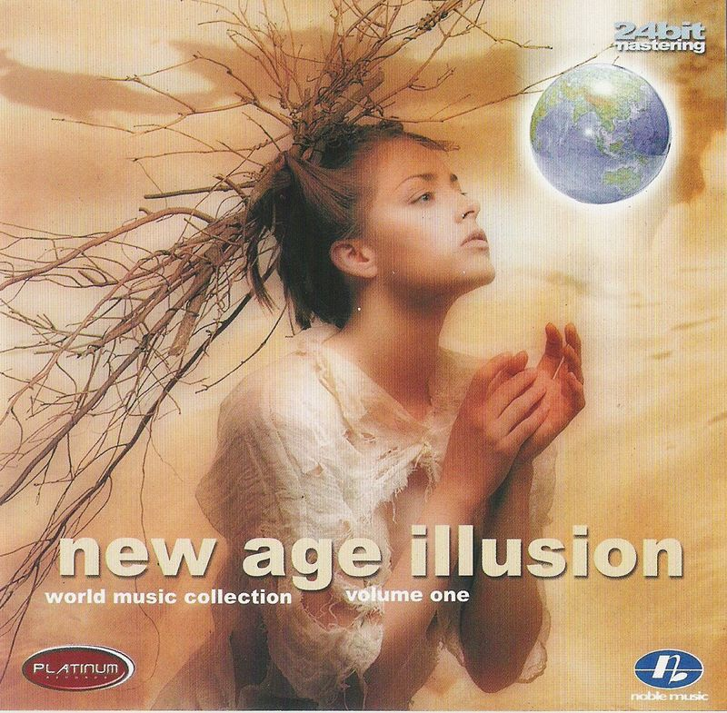 V.A - New Age Illusion - World Music Collection Vol 1