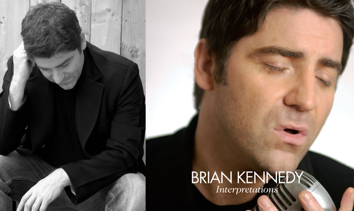Brian Kennedy - Interpretations (2008)