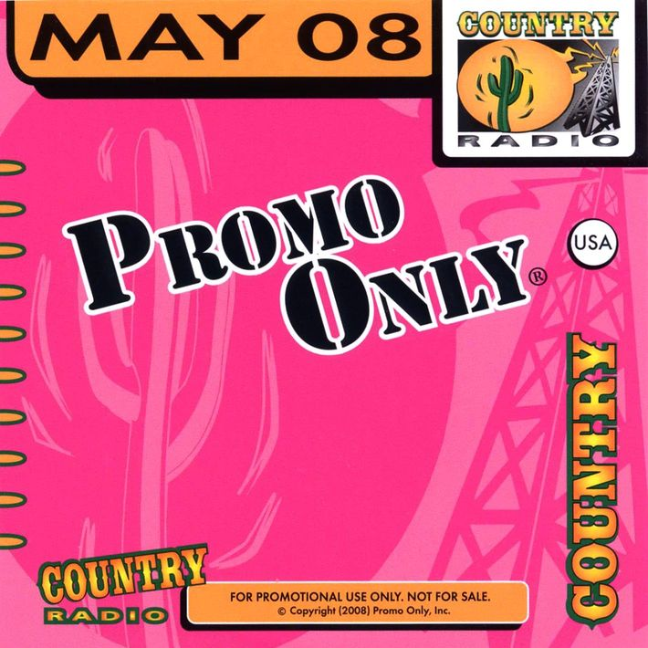 VA - Promo Only Country Radio May 2008