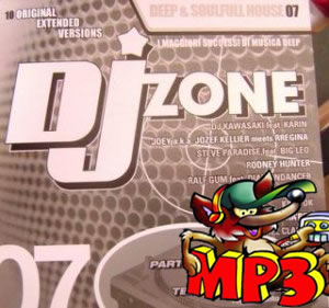 DJ Zone (Deep and Soulfull House 07) 2008