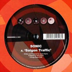 Sonic - Saigon Traffic, Spacer & Body (2006)