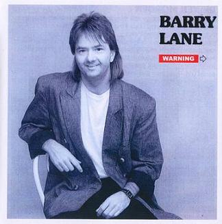 Barry Lane - Warning 1988