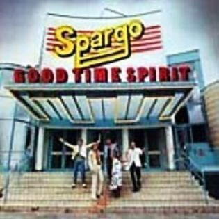 Spargo - Good Time Spirit (Vinyl, LP, Album) 1981