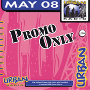 Promo Only Urban Radio May