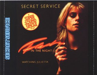 SECRET SERVICE - 1984 - Jupiter Sign