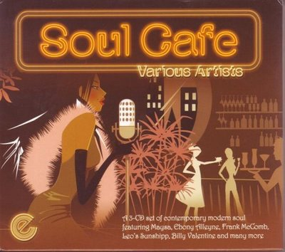 Soul Cafe, Jump 2008.1, The Best Of Smooth Jazz, Black Box, Sinead O'Connor