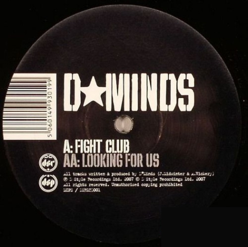 Distorted Minds - Fight Club / Looking For Us