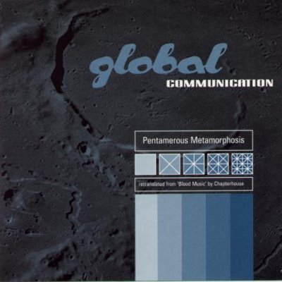 Cover Album of Global Communication - Pentamerous Metamorphosis 1993