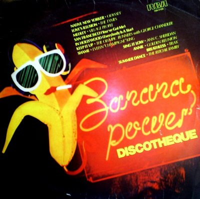 Various - Banana Power Discotheque (Vinyl, LP)