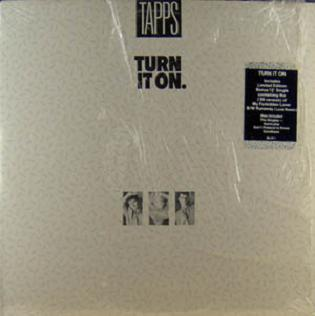 Tapps - Turn It On 1987