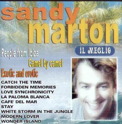 Sandy Marton - The Very Best of , Deluxe Edition 2005