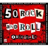50 Rock and Roll Originals - 2CD