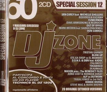 Cd Va-Dj Zone 60 Special Session  2006  -  2007 Vol 2, 3, 12
