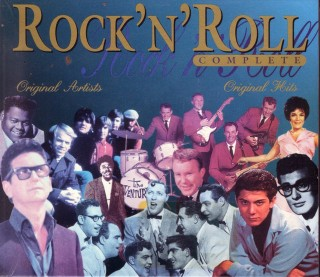 Rock'n'Roll - 5 CD Box Set
