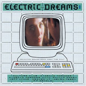 Various Artists - 1984 Electric Dreams (128) Giorgio Moroder,  OST BSO BOF