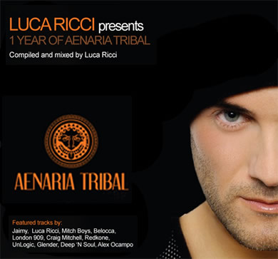 Luca Ricci - 1 year of Aenaria Tribal