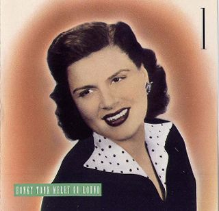 Patsy Cline - 1.Honk Tonk Merry Go Around