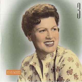 Patsy Cline - 3. Heartaches @ 320