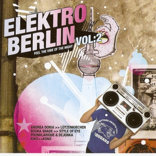 VA-Elektro Berlin Vol 2-2CD-2008