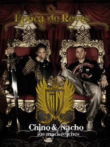 Chino & Nacho - Epoca De Reyes (2 CD)-2008