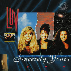 LUV - SINCERELY YOURS (1991) By MaXX